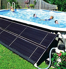 sunheater solar pool heater